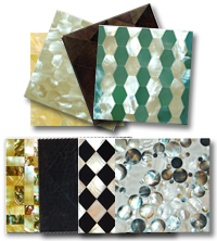 shell tiles collection